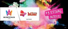 Ahlgrens bilar och Malaco är nya partners till Melodifestivalturnén