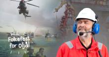 Markering for oljeindustrien