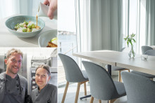 Nyklassiska rätter och Bohusläns bästa frukost