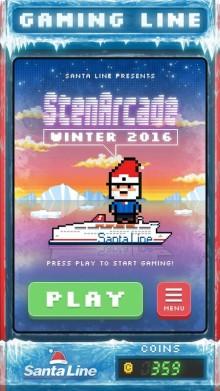Stena Line lanserar eget mobilspel