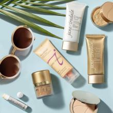 UV-beskyttelse i din makeup fra jane iredale