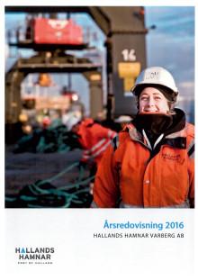 Årsredovisning 2016 Varberg