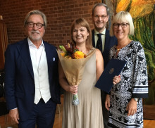 MBA scholar to strengthen Norwegian-Swedish cooperation