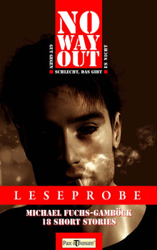 "Leseprobe Buch: ""No Way Out"""