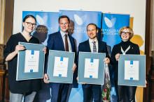 Stora Enso voitti vuoden 2015 vastuullisuusraportointikilpailun