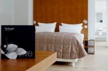 Eine komfortable Verbindung: ELLINGTON HOTEL BERLIN stattet Suiten mit Technogel Matratzen aus