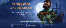 WinTingo's nya casino ger 10 free spins plus 20% cashback