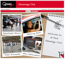 Q-Park Launch: The Advantage Club