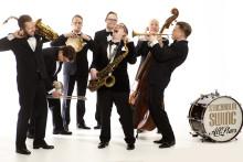 Jazzkonsert med sväng och spelglädje till Stora Teatern