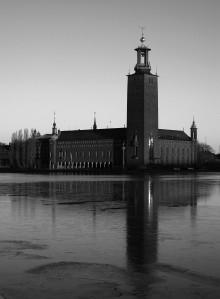 En litterär guide till en av världens mest välkända byggnader - Stockholms Stadshus