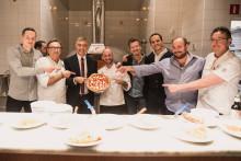 Napolitansk pizza är kulturarv