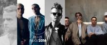Solskinsøen offentliggør fire nye navne til Wonderfestiwall 2016