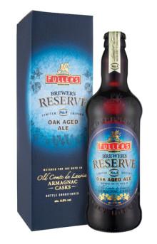 Exklusiv ale-lansering på Systembolaget - Fuller´s Brewers Reserve No.4