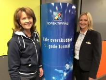Norsk Tipping går inn med 16 millioner i kvinnefotballen fram til 2020