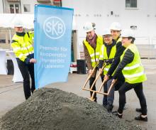 Spadtag för helt ny boendeform i Uppsala – nu byggs kooperativa hyresrätter