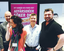 Ett 30-tal företag söker franchisetagare i Luleå. Kom på informationsträff onsdag 17 maj.