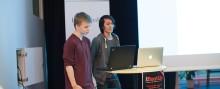 Elever på NTI-gymnasiet i Umeå skapade vinnande app