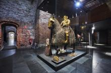 Rekordmånga besökte Livrustkammaren 2019