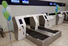 Premiär för modern bagageinlämning på Visby Airport – automatiserade lösningar i alla led för resenären