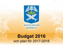 Presentation förslag budget 2016