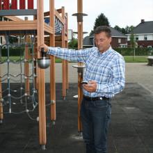 Kontroller ger säkrare lekplatser