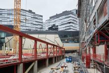 Stora kontorsprojekt kräver nya tjänster