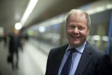Peter Viinapuu lämnar MTR Nordic