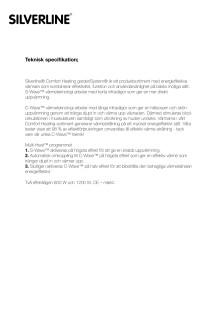 Teknisk specifikation