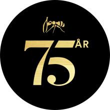 75 år av utveckling