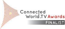 Viaplay nimetty Connected World TV Awards 2013 -ehdokkaaksi