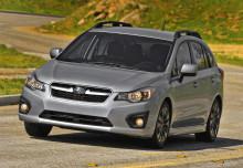 Världspremiär för fjärde generationen Subaru Impreza
