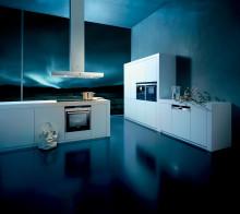 Ett blått sken över framtidens kök - Siemens lanserar stilren designad och innovativ inbyggnadsserie
