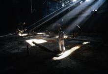 Unika foton inifrån reaktorhall 4 i Tjernobyl