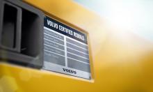 Zertifiziertes Rebuild-Programm haucht Volvo-Maschinen neues Leben ein
