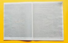 Les Paulo Coelhos bok Alkymisten som annonse!