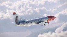 It's a kind of magic as Freddie Mercury announced as Norwegian's latest British tail fin hero