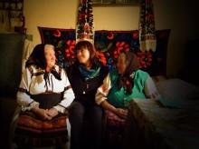 Malins bild- & sångpoesi i Rumänien: dag 8 - BABE SINGING DAY