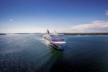 Baltic Princess åter i trafik på rutten Stockholm - Åbo