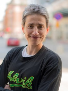 Jurgita Kausaite ny coach för Alvik Baskets damlag