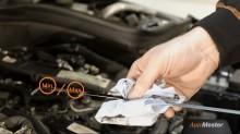 Sådan tjekker du selv bilens oliestand