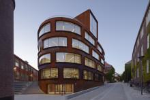 KTH Arkitekturskolan är Årets Stockholmsbyggnad 2016