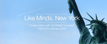 High Five! Sign-Up to the Like Minds Digital Export Mission to New York 2015.