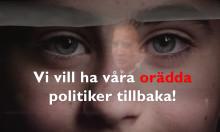 Var #ORÄDD med Rädda Barnen