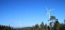 GodEl märker vindkraftverk med Bra Miljöval