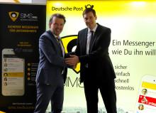 Kooperation zwischen cobra und der Deutschen Post
