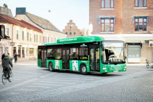 Rekordmånga reser med stadsbussarna i Lund