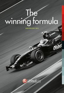 UnitedLog lanserar sin femte årsbok - Världens snabbaste logistik!
