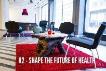 Samsung i samarbete med H2 Health Hub
