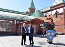 Centralstationen och Tullkammaren har bytt ägare!