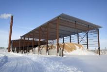 Lantbruksbyggnad i Svalöv prisas för innovativ arkitektur